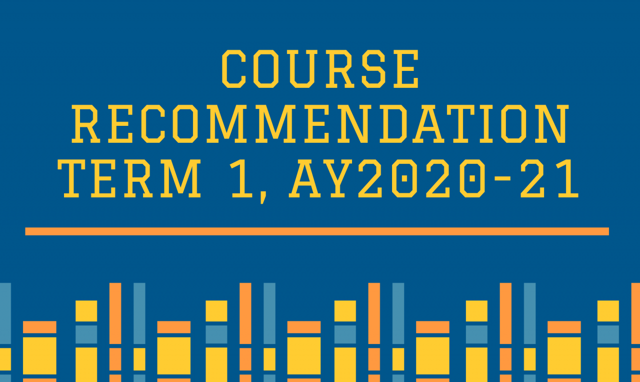 Course-Recommendation-Term-1-AY2020-21