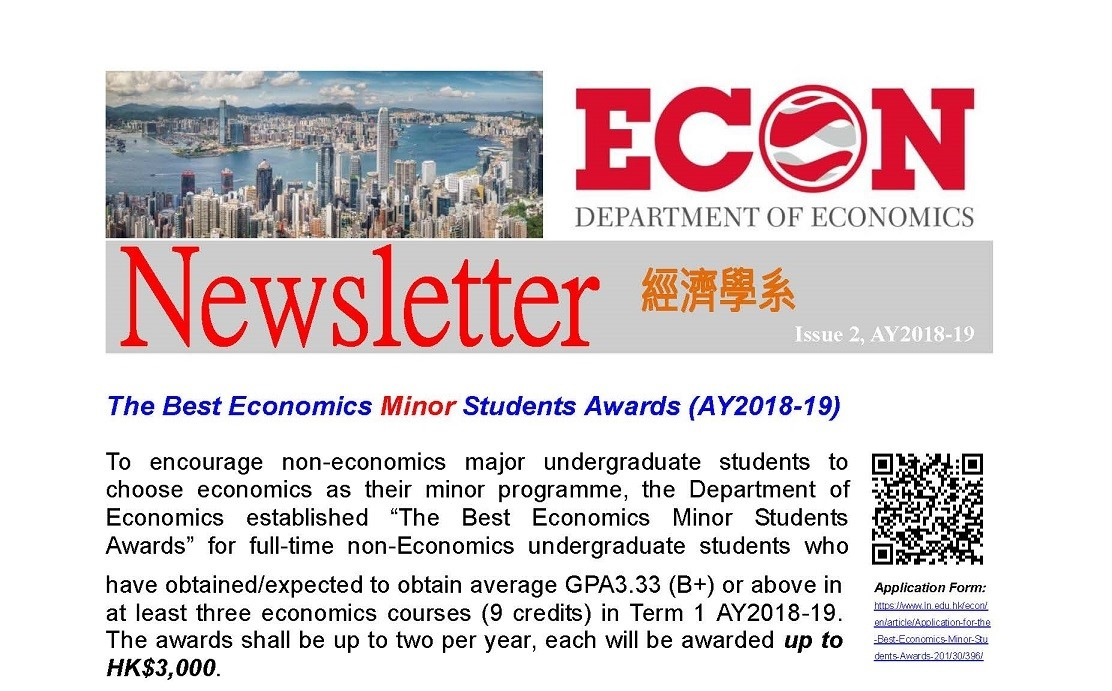 ECON-Newsletter-Issue-2-AY2018-19