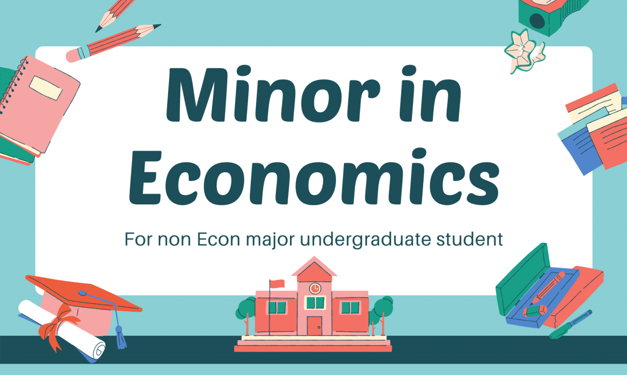 Minor-in-Economics