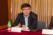 Professor Xun Wu, The Hong Kong University of Science and Technology delivered the Opening Remarks