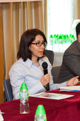 Dr Esra Burak Ho, Lingnan University, Chair for Section 3 : Innovation and Entrepreneurship in Mainland China