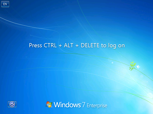 how to force delete a used folder in windows 7