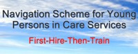 Navigation Scheme for Young Persons in Care Services