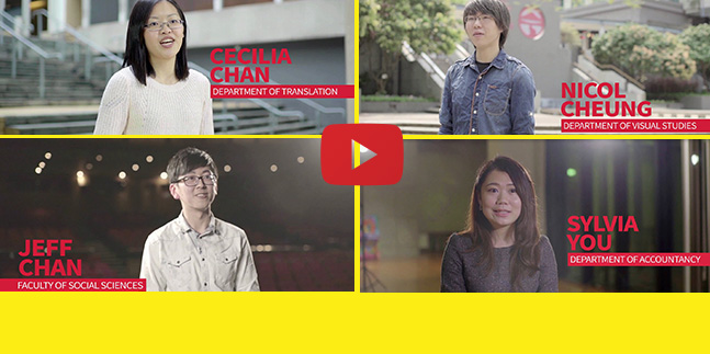 Why study liberal arts at Lingnan? See what they say.