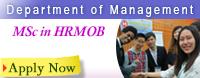MSc in HRMOB
