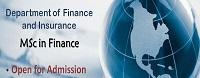 MSc in Finance