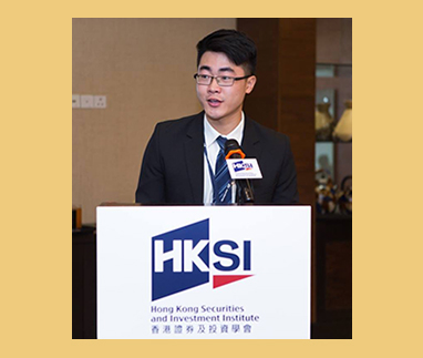 Lingnan student wins top award in Belt and Road essay competition