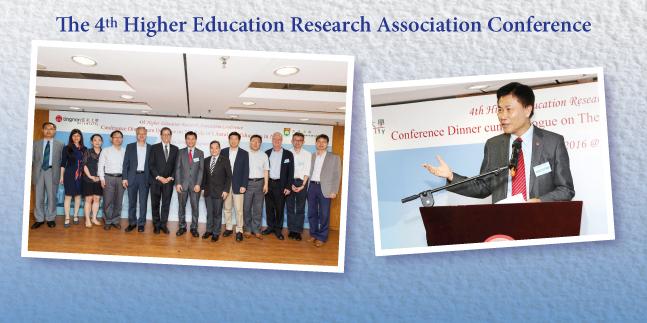 嶺大積極推動亞洲地區高等教育發展