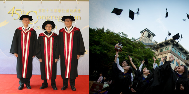 45th Congregation of Lingnan University