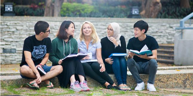 逾60%本科生參與交流計劃