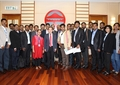 Professional experience sharing with delegation from Christ University of India