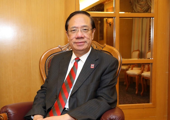 Professor Albert Ip: Advocate for liberal arts education