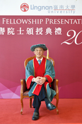 Honorary Fellow Mr Chan Wo-ping