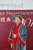 Honorary Fellow Mr Chris Yeung