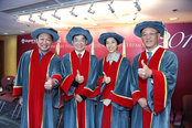 Group Photo of Honorary Fellows