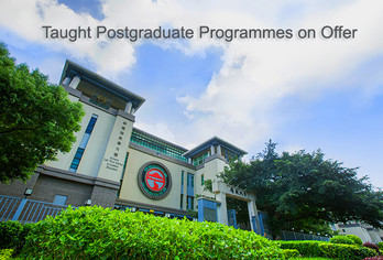 Lingnan University offers a number of Taught Postgraduate Programmes in different disciplines