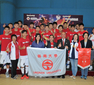 Men's Basketball team grasps championship at Jackie Chan Challenge Cup