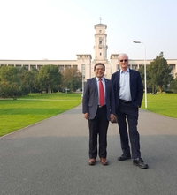 Collaboration with The University of Nottingham Ningbo China to enhance postgraduate studies programmes