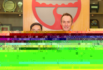 Signing of memorandum with The University of Nottingham Ningbo China