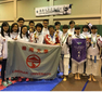 Karate Team performs well in inter-university competition