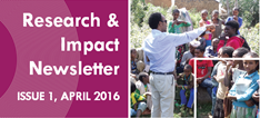 Research & Impact Newsletter Issue 1