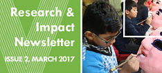 Research and Impact Newsletter Issue 2