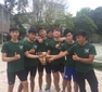 Men's team grasps award in inter-university indoor rowing competition