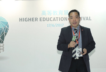 Vice-President introduces liberal arts education at Higher Education Festival