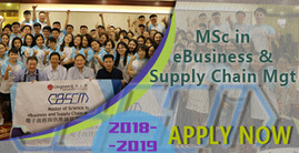 MSc in eBusiness & Supply Chain Management