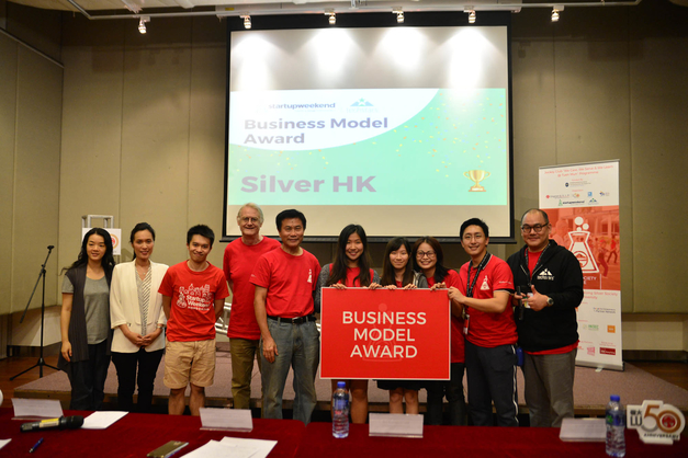 Lingnan University organises startup competition to tackle the issue of ageing population