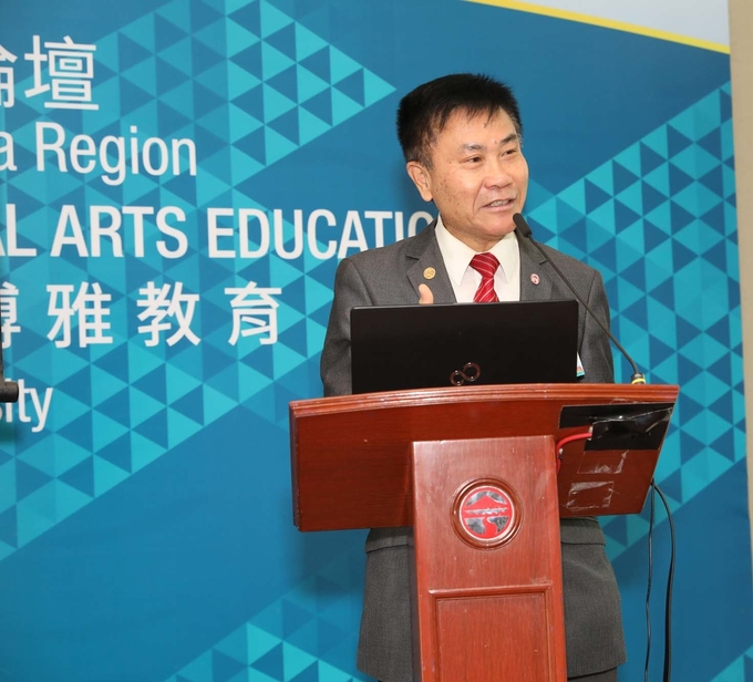 Principal Forum in the Greater China Region advocates nurturing global citizens with liberal arts education
