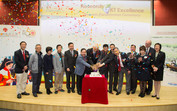 Lingnan recognises scholars for research and knowledge transfer excellence