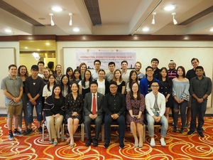 Lingnan High-Flyers programme nurtures global leaders