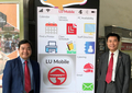 """LU Mobile"" app launched to cultivate smart campus"