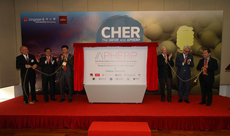 "Lingnan University, Asia Pacific Higher Education Research Partnership (APHERP) and IAFOR co-host the ""Conference for Higher Education Research - Hong Kong 2018"""