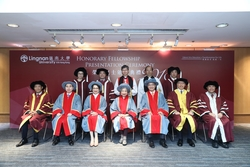 Honorary Fellowship Presentation Ceremony