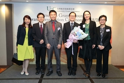 Prof Leo Chan received prestigious fellowship award