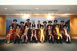 49th Congregation Lingnan University