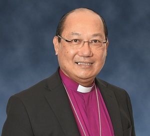 Archbishop Paul Kwong