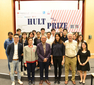 First Hult Prize Competition held at Lingnan to address issues of youth unemployment