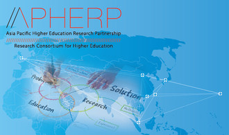 New website of Asia Pacific Higher Education Research Partnership (APHERP) is launched