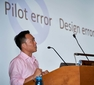 Prof Simon LI's keynote talk at Hospital Authority: errors should not be viewed as faults of man