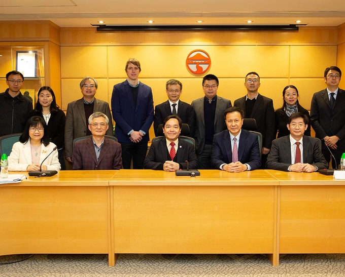 Deeper collaborations with Sun Yat-sen University fostered along the development of the Guangdong-Hong Kong-Macao Greater Bay Area