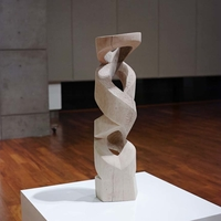 Artist-in-Residence's wood-carving tutorials made students real sculptors