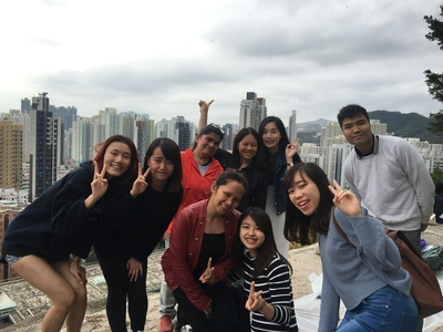 Lingnan High-Flyers programme 2018/19: Flying Sis