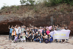 Promoting Student Learning through Geopark Visit organized by Division of Graduate Studies