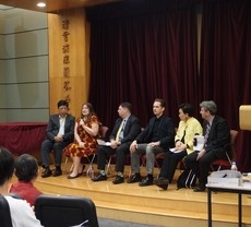 Panel discussion at Lingnan delves into press freedom
