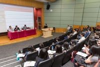 Lingnan launches executive seminar on AI, cloud computing and big data to keep students abreast of tech developments and the job market