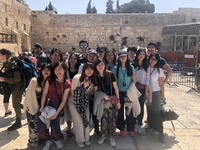 A haul to Israel for Lingnan High-Flyers to inspire new thoughts