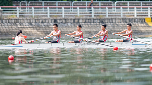 LU Rowing Team shines in the Jackie Chan Challenge Cup Hong Kong Universities Rowing Championship 2019